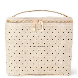 Kate Spade Out To Lunch Insulated Lunch Bag Tote